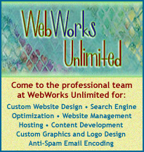 Web design and optimization services